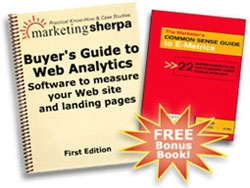 Marketing Sherpa Buyer's Guide to Web Analytics